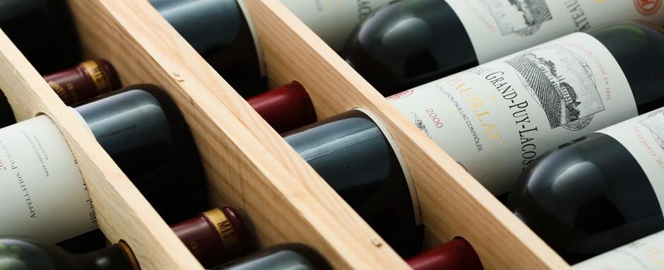 Pauillac Wine Region AOC Bordeaux