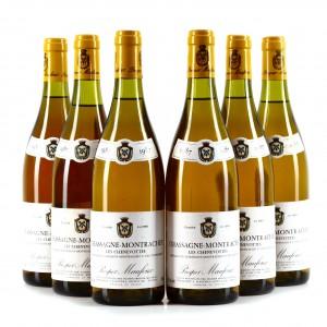 P.Maufoux Chenevottes 1987 Chassagne-Montrachet 1er-Cru 6x75cl