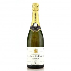 Charles Heidsieck Extra Dry 1966 Vintage Champagne