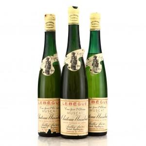 Ch.Weinbach Clos Des Capucins Muscat 1959 Alsace 3x72cl