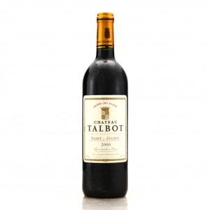 Ch. Talbot 2000 St-Julien 4eme-Cru