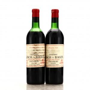 Ch. Lynch-Bages 1967 Pauillac 5eme-Cru 2x75cl