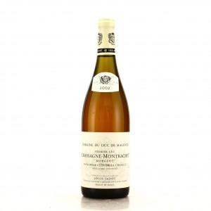 L.Jadot Morgeot 2002 Chassagne-Montrachet 1er-Cru