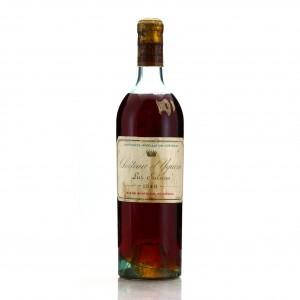 Ch. d'Yquem 1947 Sauternes 1er-Cru-Superior
