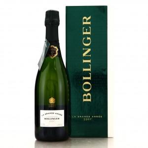 Bollinger Grande Annee Brut 2007 Vintage Champagne