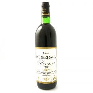 Berberana 1980 Rioja Reserva