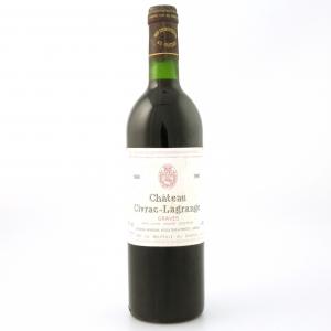 Ch. Civrac-Lagrange 1990 Graves