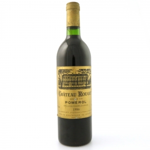Ch. Rouget 1986 Pomerol