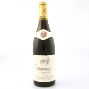 "Ch. De Santenay ""Les Montelons"" 1998 Mercurey"