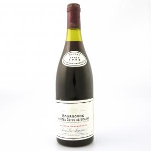 J.L.Aegerter 1998 Hautes Côtes-de-Beaune