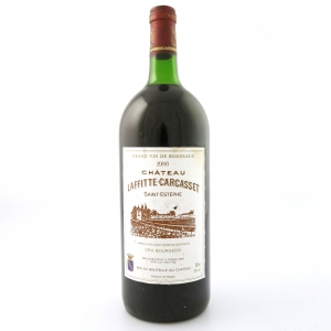 Ch. Laffitte-Carcasset 1986 Saint-Estephe 150cl