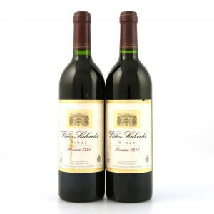 Viña Salceda 1994 Rioja Reserva 2x75cl