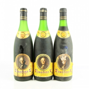 Faustino V 1970 Rioja Reserva 3x75cl