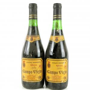 Campo Viejo 1970 Rioja Gran Reserva 2x75cl