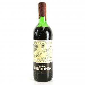 Viña Tondonia 1983 Rioja Reserva