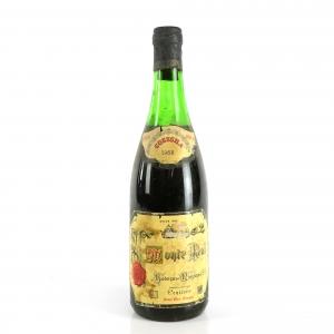 Monte Real 1968 Rioja Tinto