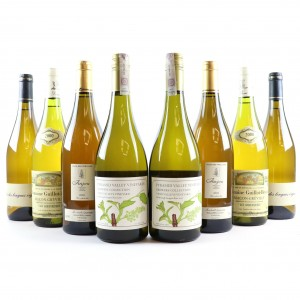 Assorted White Wines 8x75cl