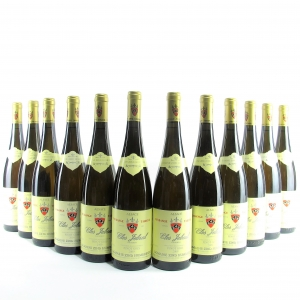 "Dom. Z.Humbrecht ""Clos Jebsal"" Vendange Tardive Pinot Gris 2009 Alsace 12x75cl"