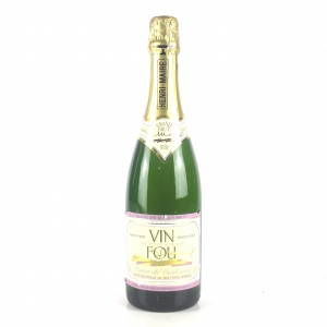 """Henri Maire """"Vin Fou"""" Blanc-De-Blancs Sparkling Wine"""