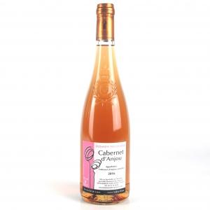 Dom. des Quarres 2016 Cabernet d'Anjou Rosé