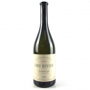 Dry River Sauvignon Blanc 2005 Martinborough