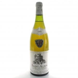 "S.Langoureau ""Les Remilly"" 1991 Saint-Aubin 1er Cru"