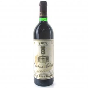 Viña Salceda 1985 Rioja Reserva