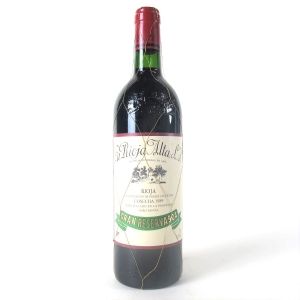 """La Rioja Alta """"Reserva 904"""" 1989 Gran Reserva"""
