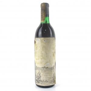 Marques De Riscal 1971 Rioja Crianza