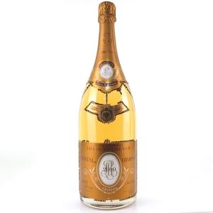 """Louis Roederer """"Cristal"""" 2000 Vintage Champagne 150cl"""