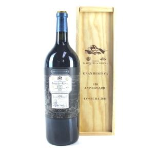 Marques De Riscal 2004 Rioja Gran Reserva 150cl