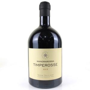 """Mandrarossa """"Timperosse"""" Petit Verdot 2015 Sicily 150cl"""
