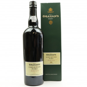 Graham's Crusted Port / Bottled 2012