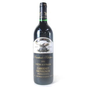"Wolf Blass ""Presidents Selection"" Cabernet Sauvignon 1992 South Australia"