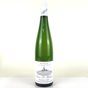 """Trimbach """"Clos Ste Hune"""" Riesling 2007 Alsace"""