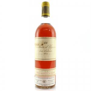 Ch. d'Yquem 1975 Sauternes 1er-Cru-Superior