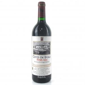 Coto De Imaz 1994 Rioja Reserva