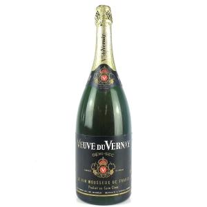 Veuve Du Vernay Demi-Sec NV Sparkling Bordeaux