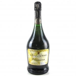 """Philipponnat """"Clos Des Goisses"""" 1986 Vintage Champagne"""