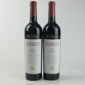 William Randell Shiraz 2010 Barossa 2x75cl