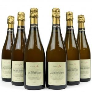 Jacquesson Cuvee No 731 Brut NV Champagne 6x75cl