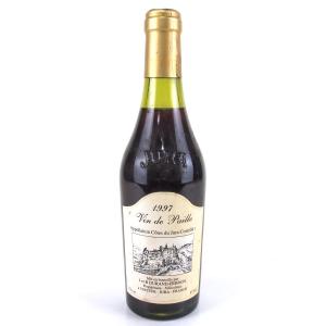 """Durand-Perron """"Vin De Paille"""" 1997 Côtes Du Jura 37.5cl"""