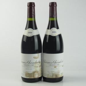 F.Esmonin 2000 Charmes-Chambertin Grand-Cru 2x75cl