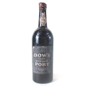 Dow's 1960 Vintage Port