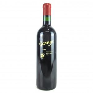 "Garage Wine Co. ""Lot #52"" Cabernet Franc 2013 Maule"