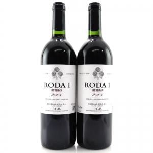 Roda I 2005 Rioja Reserva 2x75cl