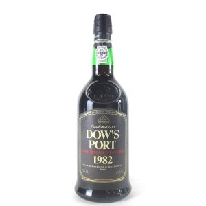 Dow's 1982 LBV Port