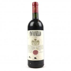 Antinori Tignanello 1998 Tuscany