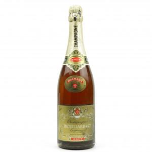 Trouillard Brut 1962 Vintage Champagne