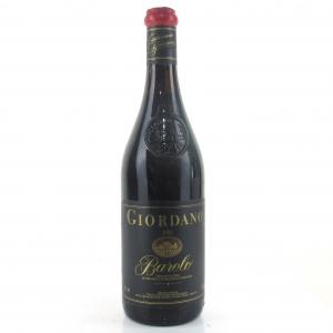 Giordano 1981 Barolo